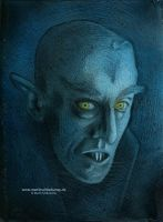 Nosferatu - Portrait by MartinSchlierkamp