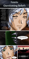 Fenris - Questioning Beliefs by Prince-in-Disguise