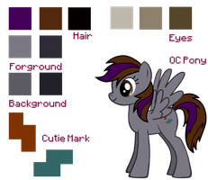 Four Block - Colour Guide by Nerd-Pony