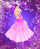 PC:Genie - Princess of Harmonix by Bloom2