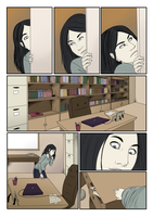 A sample comic page by Anto90