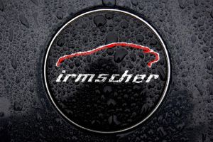 irmscher badge with waterdrops by ShadoWpictureS