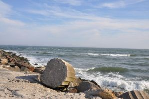 Longport Ocean Stock 3 by FairieGoodMother