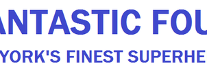 My logo for possible MCU Fantastic Four by AdrenalineRush1996