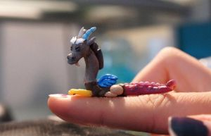 Tiny Discord Painted by Archaleo
