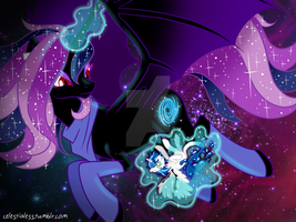 Spacelotus by Celestialess