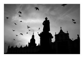 Krakow - Poetry in motion by richardspence
