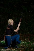 The important choice - Riza Hawkeye Cosplay by Artemisia-Amore