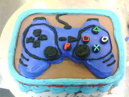 PS3 Controller by KauseNeffect