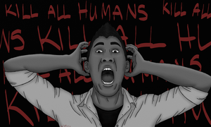 Kill All Humans by leonsmommy