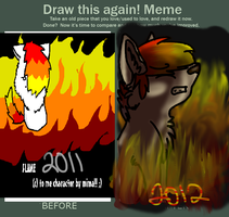 Draw this again WIN by ChaosArtistify