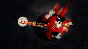 Fenomenoide Wallpaper by JandoDC