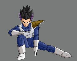 Gotenks Armor By KingCrackRock by kingcrackrock