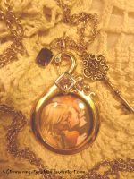 Once Upon a Captain Swan Necklace by GlimmeringStarshine