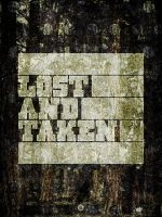 Lost and Taken poster by simonh4