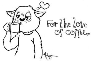 For the love of Coffee by SuzyQ2pie