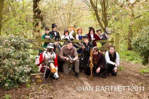 Miscreants and Pirates by Leadmill