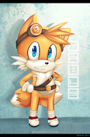 Chibi Tails by Rattah
