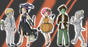 Halloween by Millyoko