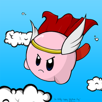 Kirby by kitty-23