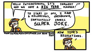 SSI #98 - New Year's Apologies by MinkWinsor