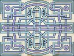 Blue tone weave by markneu
