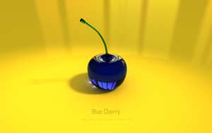 Blue Cherry by THE-LEMON-WATCH