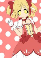 wrong outfit, mami by MsHoodie