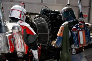 Star Wars Mandalorian tune up Cosplay by laurence-J