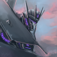 Soundwave by Jit-Seven