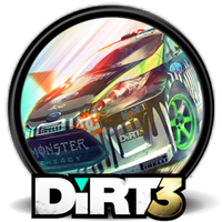 DiRT 3 - Icon by Blagoicons