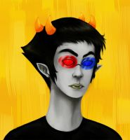 Sollux Captor by TheLanguidClown