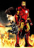 The Iron Man by jrafaelnavarro