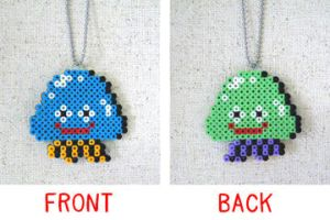 Dragon Warrior : healslime Reversible : 3PLY by danny-8bit