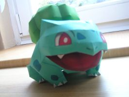 Bulbasaur by LisciuPL