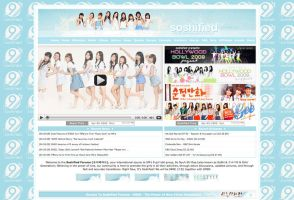 Baby Baby Blue Layout by soshified