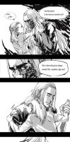 The Phantom of Mirkwood manga by millenraven