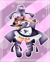 Abby the maid ( redrawn adoptable) by BrownieTheif