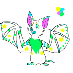 OPEN Bat point adopt by OmegaWolfDoge