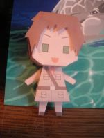 Spain papercraft by DuckHunter111