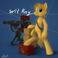 Wit Ray (gift) by Yakovlev-vad