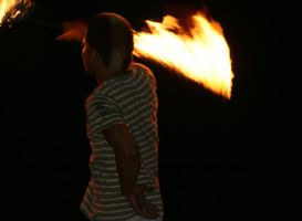 Fire Thrower by individualityrules