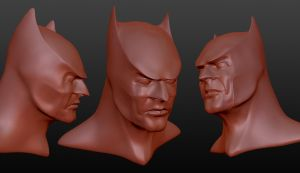 Digital Sculpting Practice by Ihlecreations