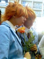 NDK - Ouran Twins by zenelly-raen