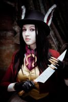 Alice: Madness Returns by lavikitsune