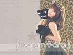 T-ara Boram Wallpaper by AllRiseHyuk