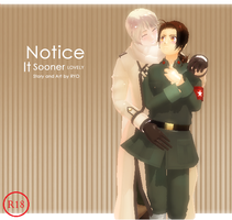 Notice It Sooner Lovely by cam0001