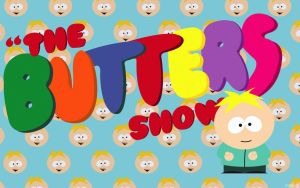 Everyone knows it's Butters by JamieIII