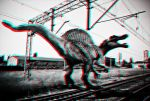 Spinosaurus 3D by Planet37