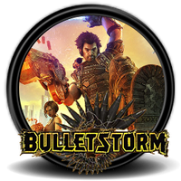 Bulletstorm Icon by Komic-Graphics